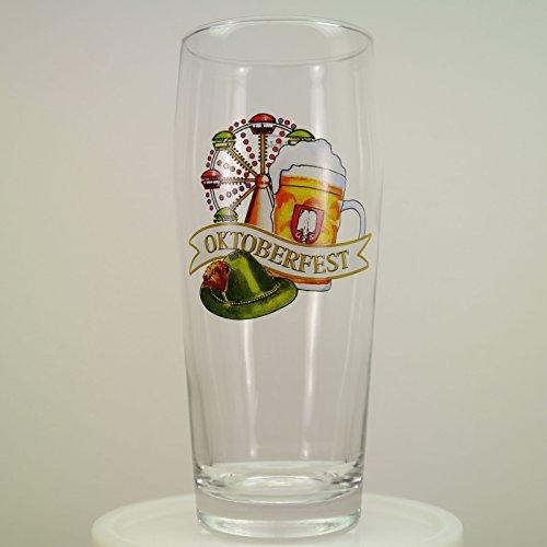 Spaten Oktoberfest Beer (Spaten Munchen Oktoberfest Beer Tall Pilsner Glass 0.5L)