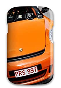 Galaxy S3 Case Cover Skin : Premium High Quality Porsche Gt3 Rs Exterior Case