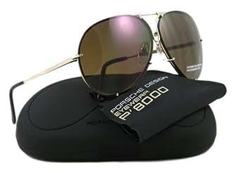 Amazon.com: PORSCHE DESIGN P8478 A Sunglasses P'8478 Light