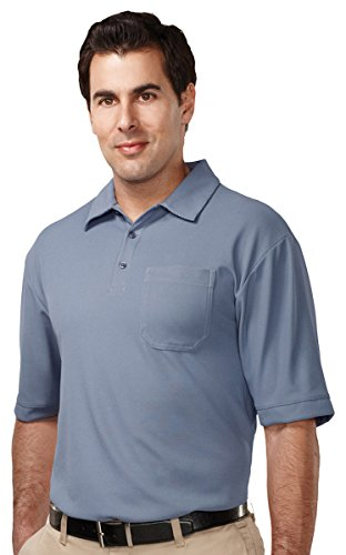 Tri-Mountain Performance Waffle Knit Polo Shirt - K107P (Polo Waffle Knit)