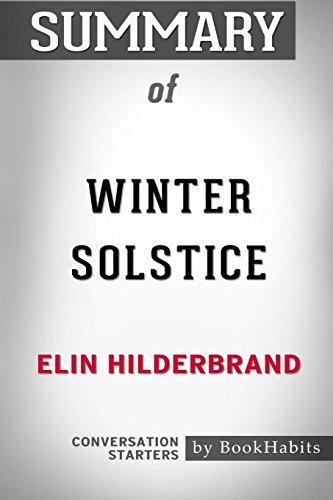 Summary of Winter Solstice by Elin Hilderbrand: Conversation Starters