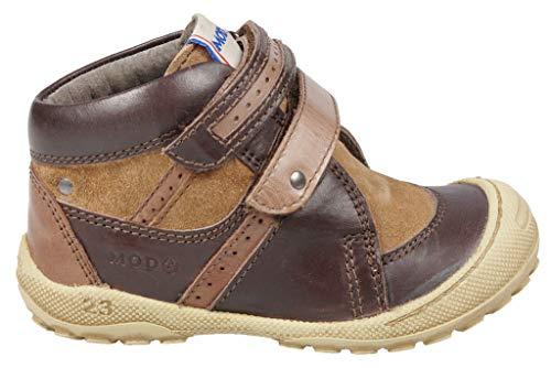 Boots Gautam Marron Mod8 Mod8 Boots Velcro zUx0cpq