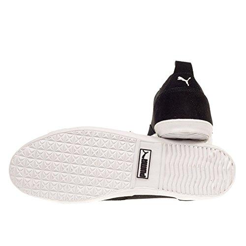 Puma Slim Court Stripes & Blocks - Zapatillas de Deporte de tela Hombre