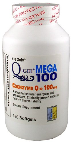 Q-Gel Mega 100 (100mg CoQ10