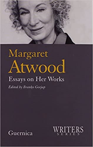 com margaret atwood essays on her works writer series  margaret atwood essays on her works writer series
