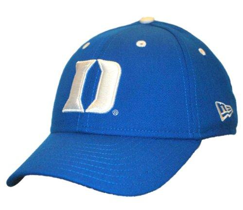 Duke Blue Devils New Era Concealer Blue Fitted Hat Cap (6 7/8)