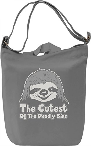 The Cutest Of The Deadly Sins Borsa Giornaliera Canvas Canvas Day Bag| 100% Premium Cotton Canvas| DTG Printing|