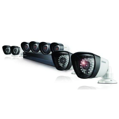 Samsung SDH-P5081 16 Channel 1080p HDTV Hybrid DVR Security System