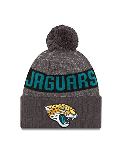 nfl-jacksonville-jaguars-2016-sport-knit-beanie-one-size-graphite