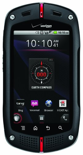 Casio GzOne Commando Android Wireless