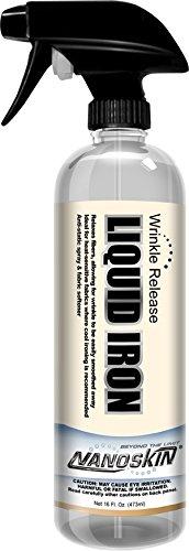 Nanoskin (NA-LIN16) Liquid Iron Wrinkle Release - 16 oz.