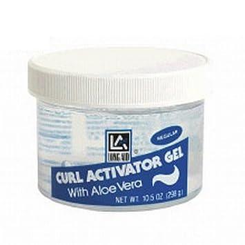 Amazon.com : Long Aid Curl Activator Gel with Aloe Vera Regular ...