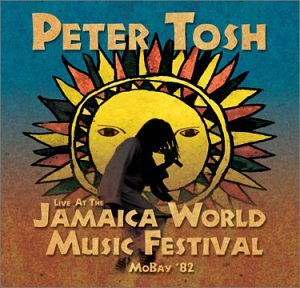 Peter Tosh Live at the Jamaican Music Fest 1982 by Sunset Special Markets (SSM)