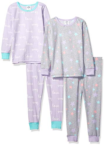 - Gerber Baby Boys Organic 2 Pack Cotton Footed Unionsuit, 18 months, HELLO