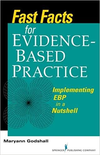 Fast facts for evidence based practice implementing ebp in a fast facts for evidence based practice implementing ebp in a nutshell 1st edition fandeluxe Image collections