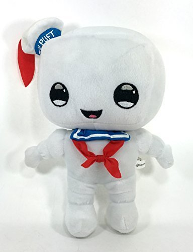 Ghostbusters - Stay Puft 9 Inch Plush -