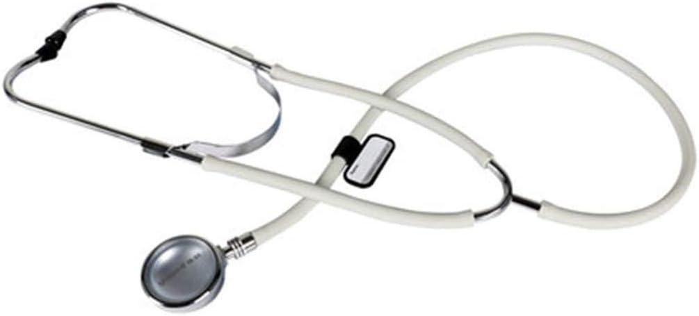 WERT Estetoscopio EMT De Doble Cabeza para Médico, Enfermera, Veterinario, Estudiante De Medicina, Salud, Sangre, Cardiopulmonar, Profesión, Audible, Corazón Fetal, Mujer Embarazada