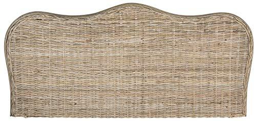 Safavieh Home Collection Imelda Grey Headboard (King)