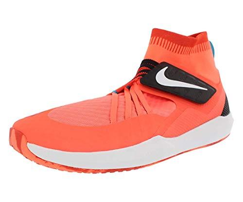 Nike Men's Flylon Train Dynamic Training Shoe, Orange, Pink, Size 10.5