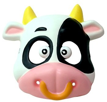Cow mask for kids: Amazon co uk: Toys & Games