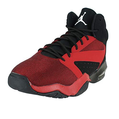 Jordan Mens Lift Off Black Gym RED White Size 13 (Black And Red Jordan 13 Size 6)