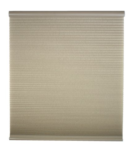 Cordless Light Filter Cellular Shade,   Linen,  53W x 48L
