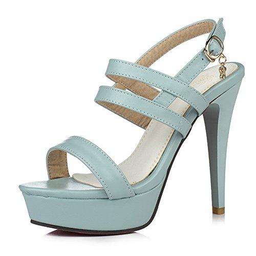 Bleu pour 1TO9 pour femme femme 1TO9 Bleu femme Sandales pour Bleu 1TO9 Sandales Sandales HwPdBH