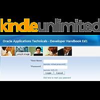Oracle eBusiness Suite Developer Handbook