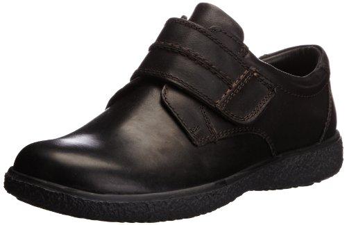 Padders Max - Zapatos de cuero hombre negro - negro
