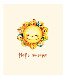 Hello Sunshine Anti Slip Comfort Mouse Pad