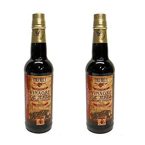 Columela 30 Year Sherry Vinegar, 12.7 Ounce (Pack of 2) by Columela