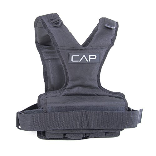 CAP Barbell Cap Weighted Vest for Women, 30 lb