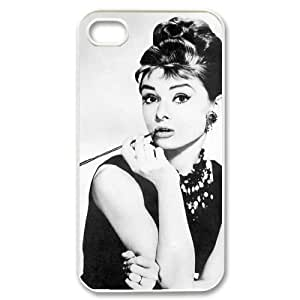 Andre-case Audrey Hepburn DIY Cover case cover for Iphone 6 4.7,personalized cell phone IxPtXBNxmnC case cover