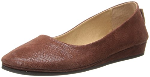 Brown Wedge Women's FS Sole NY Zeppa French xq0SwZW