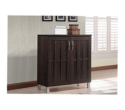 Sideboard Plan - Office Home Furniture Premium Studio Wholesale Interiors Excel Sideboard Storage Cabinet, Dark Brown