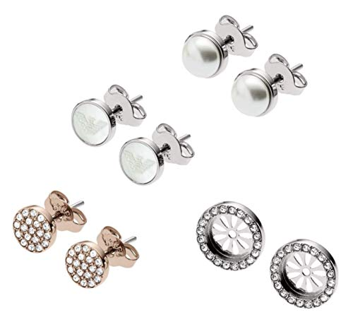 Emporio Armani Women's Earrings Set EGS2457040 with Gift Box