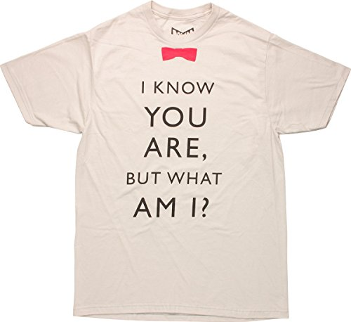 Ripple Junction Pee-Wee Herman I Know You Are But What Am I Adult T-Shirt by Ripple Junction