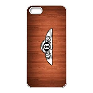 Wish-Store Bentley CAR Logo Phone case for iPhone 5s Kimberly Kurzendoerfer