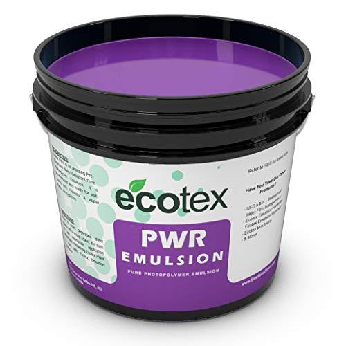 (Ecotex PWR - Pre-Sensitized Water Resistant Screen Printing Emulsion (1 Pint))