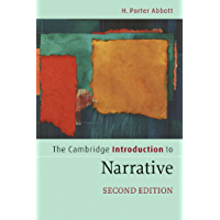 The Cambridge Introduction to Narrative (Cambridge Introductions to Literature)