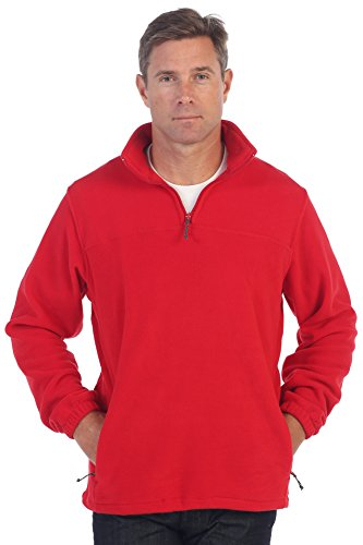 Red Fleece - 3