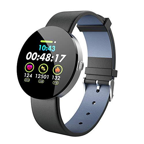Chenang Unisex Health & Fitness Smartwatch, Pulsuhren mit Weibliche physiologische Erinnerung, Fitness Uhr und Fitness…