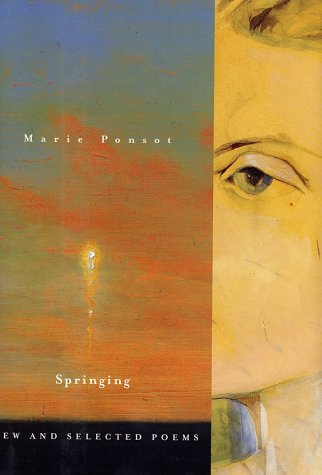 Springing Selected Poems Marie Ponsot product image