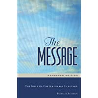 The Message: the Bible in Contemporary Language (Modern Girl's Bible Study)