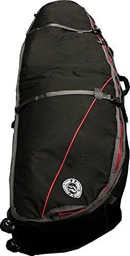Triple Shortboard Surf Travel Bag | Wheeled Surfboard Coffin 6'6