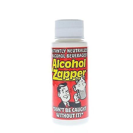 Amazon.com | ALCOHOL ZAPPER: Flasks