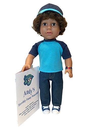 My Sibling - 18 inch boy doll - Andy