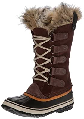 Sorel Women's Tobacco/Sudan Brown Joan of Arctic 10 B(M) US