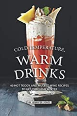 How do you plan to keep the hostile winter cold in check? Something tells me it involves a lot of drinking. I have just the perfect drinks for this; all compiled into a book.Would you like hot toddies and mulled wine? You totally would becaus...