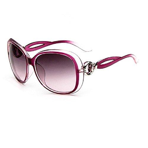 O-C Women's Fashion Wayfarer Sunglasses Big size - Optical Rx Locations